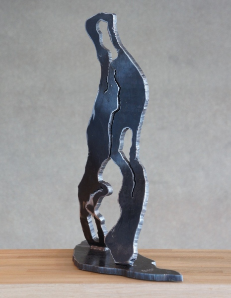 Sculpture design métal