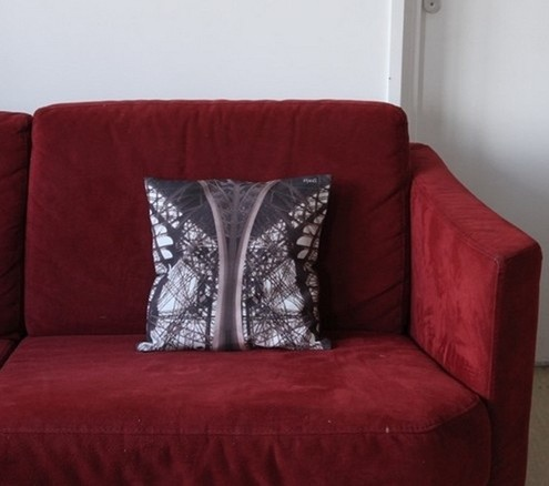 coussin housse