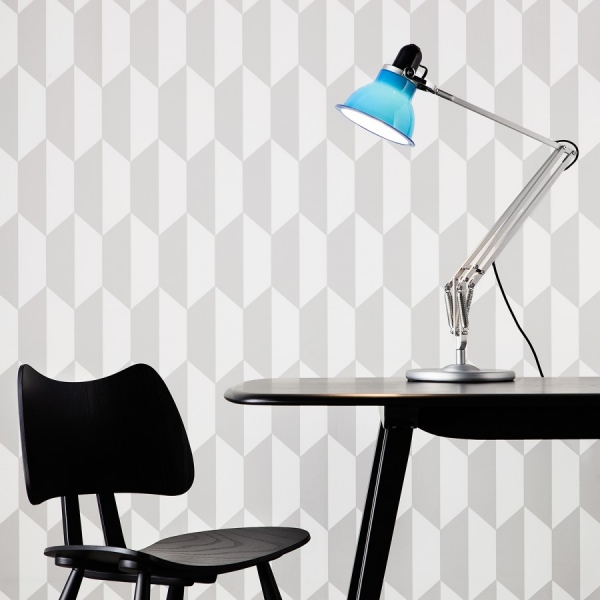 lampe architecte anglepoise 1228 grise lampe design. Black Bedroom Furniture Sets. Home Design Ideas