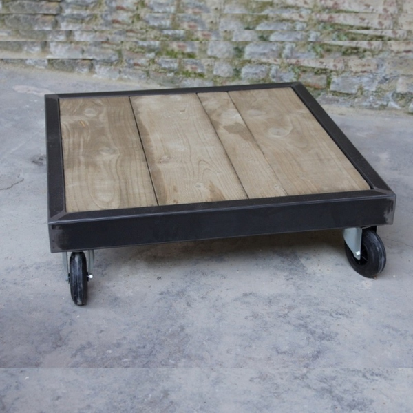 Table bois originale