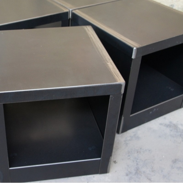 Table cubes design
