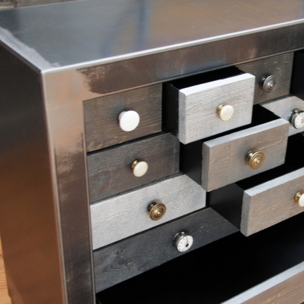 Commode Console Metal Console Design Commode Design