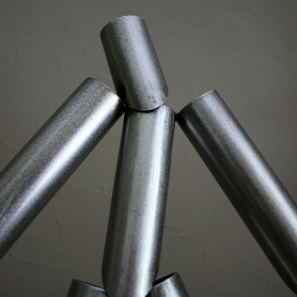 Sculpture metal Karbon