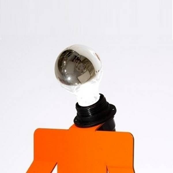 Lampe Moonwalk cosmo orange