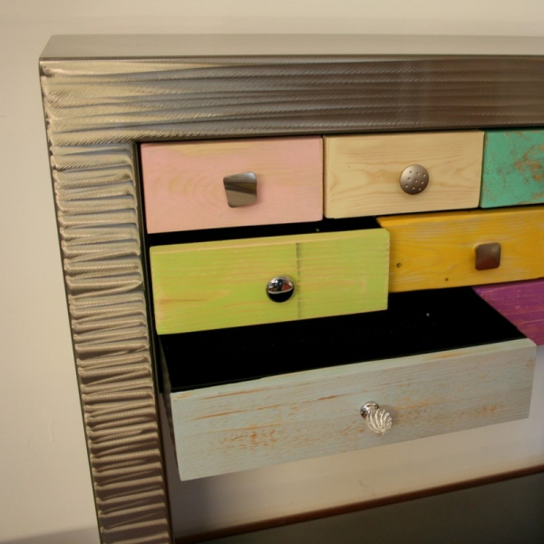 Console commode moderne