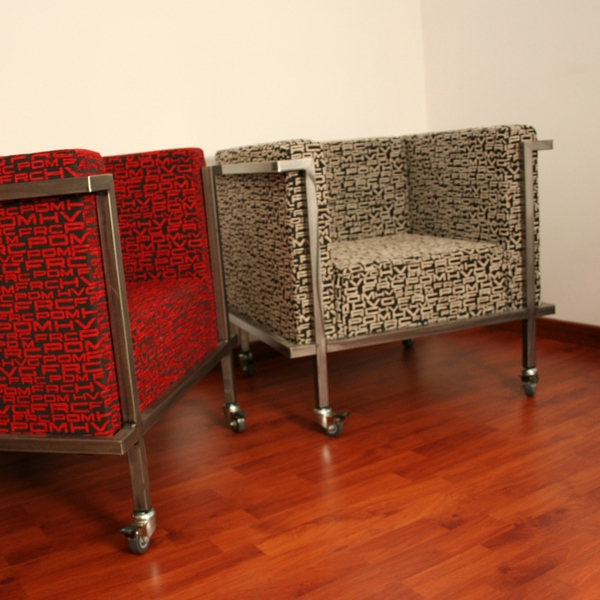 Fauteuil Nomade design