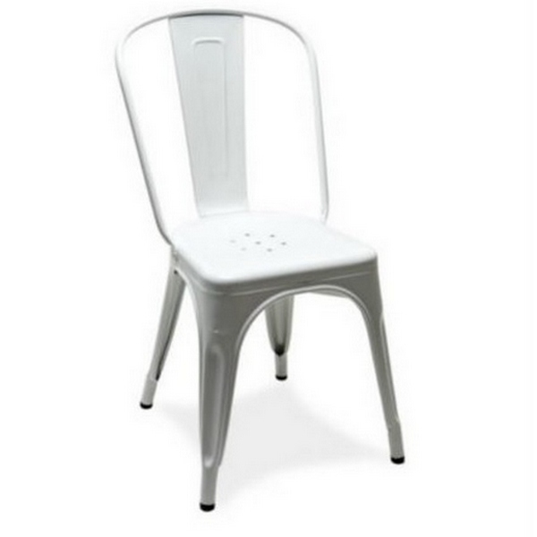 Chaise A Tolix steel