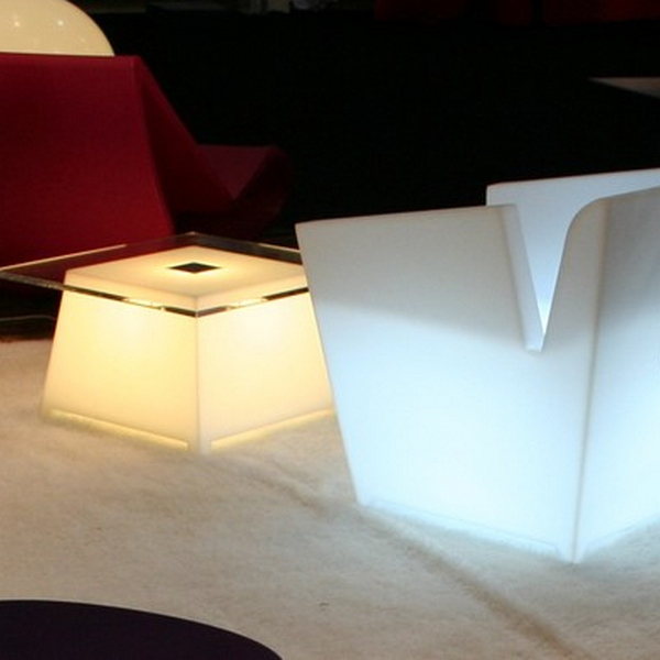 Table lumineuse raffy