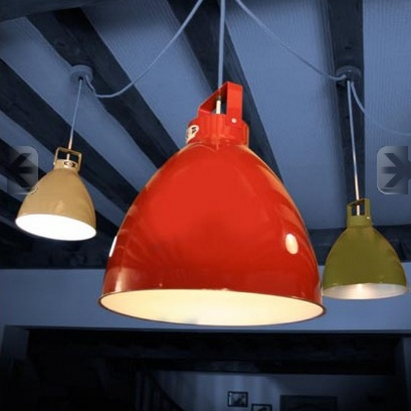 Suspension loft Jielde