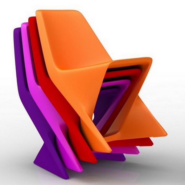 Chaise design iso