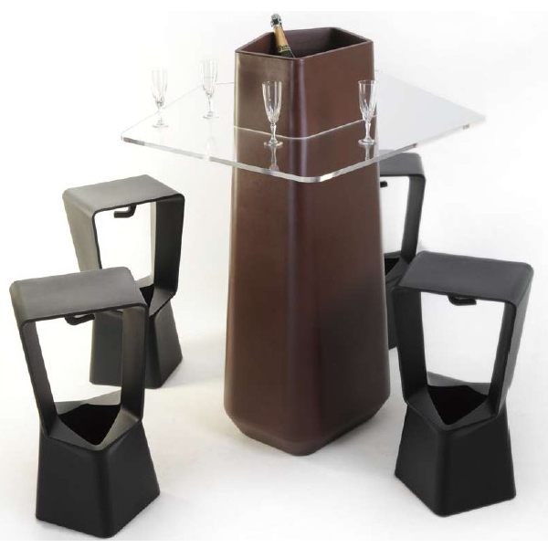 tabouret design outdoor