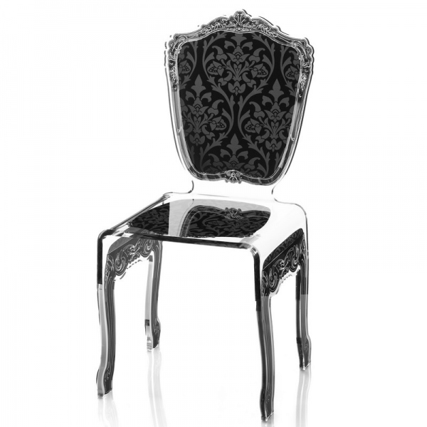 chaise baroque
