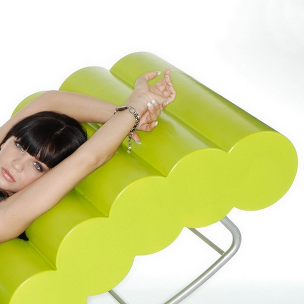 Chaise longue design