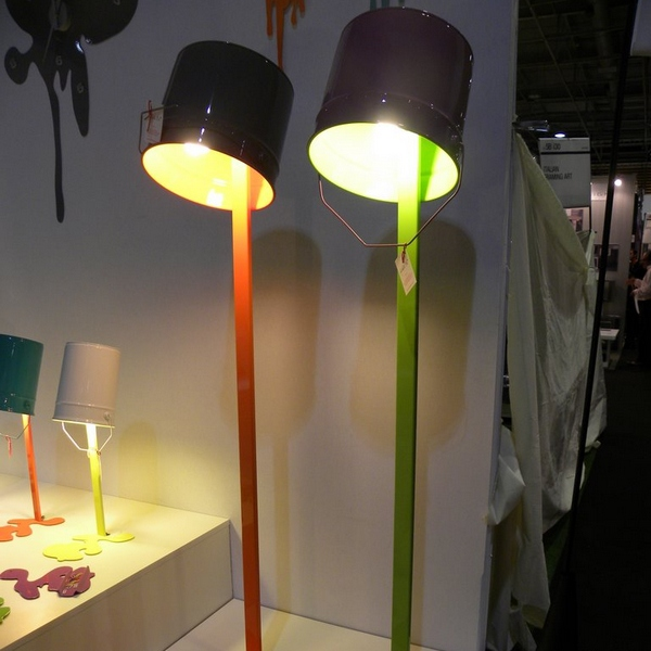 Lampadaire oups