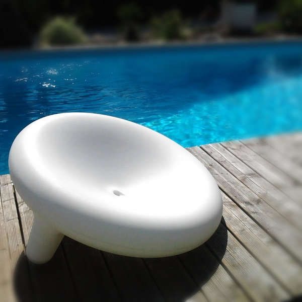 Fauteuil design outdoor