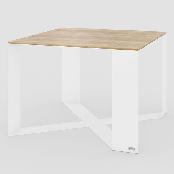 Table basse design Croix