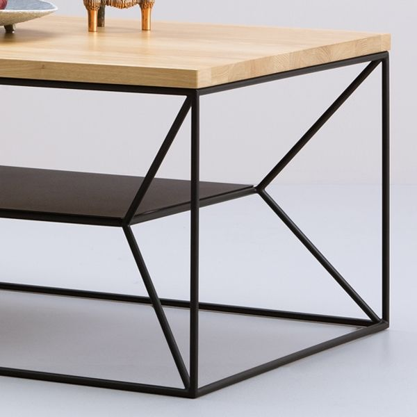 Table basse scandinave Maxim