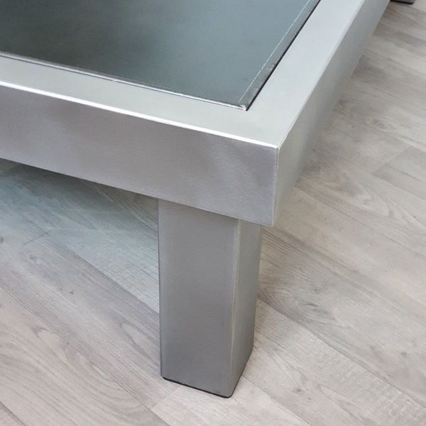 Table industrielle duo