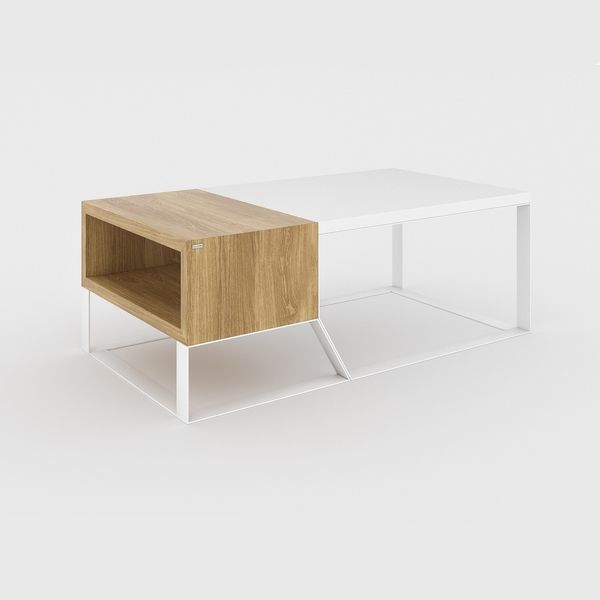 Table basse moderne Meuble modulaire scandinave