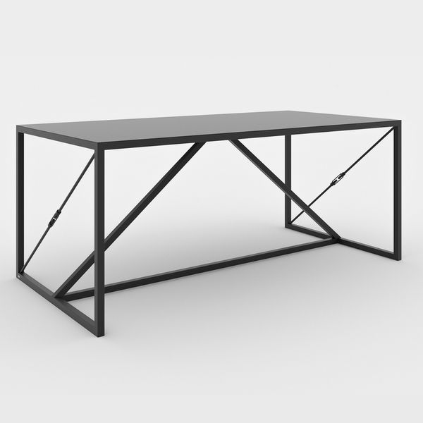 Table scandinave design