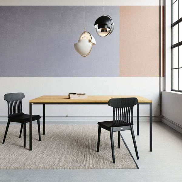 Table moderne scandinave