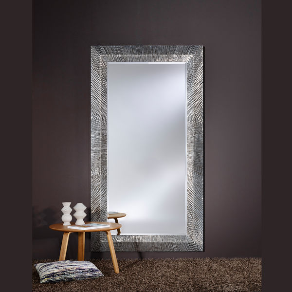 Miroir rectangle contemporain