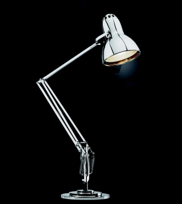 lampe anglepoise type3 chrome lampe design loft boutik. Black Bedroom Furniture Sets. Home Design Ideas