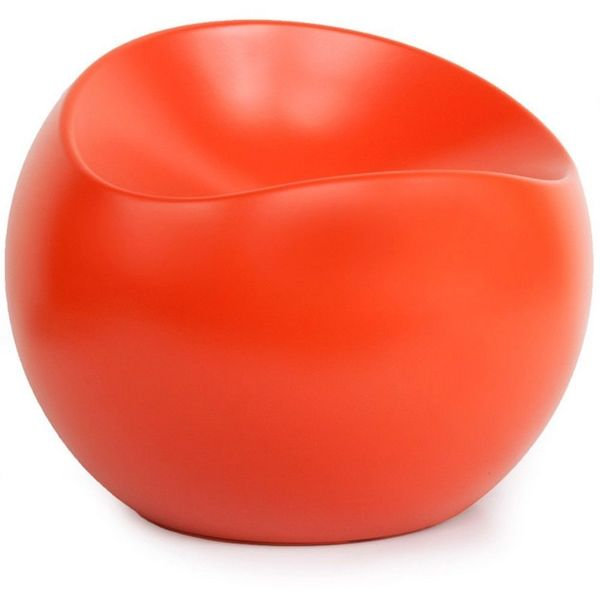 Ball Chair finn stone noir