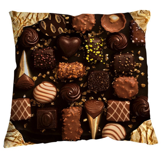 Le coussin cacao