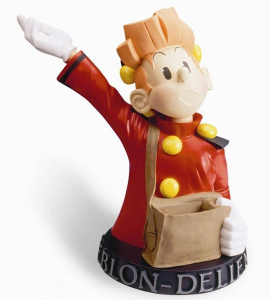 Statuette de Collection - Spirou