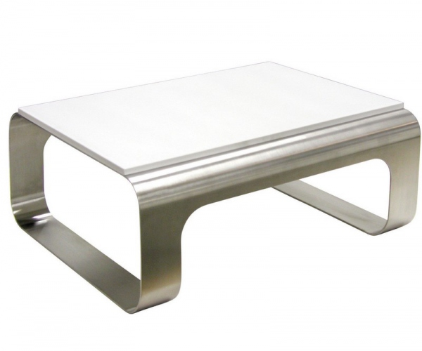 Table inox rectangle