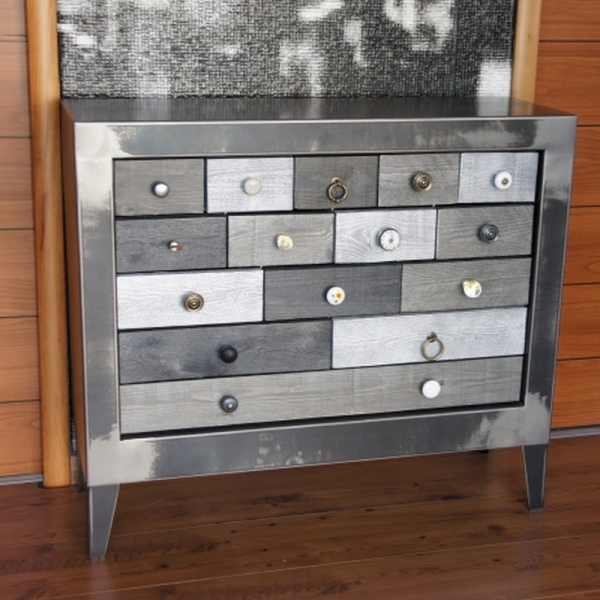 Console design console meuble meuble metal - Console meuble design ...