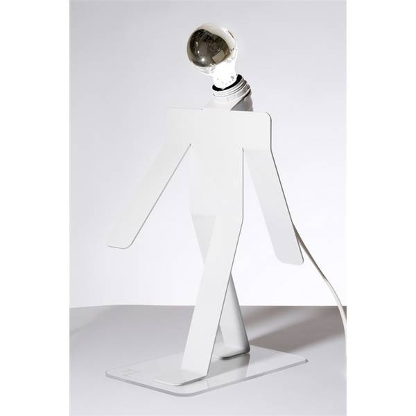 Lampe design Moonwalk cosmo