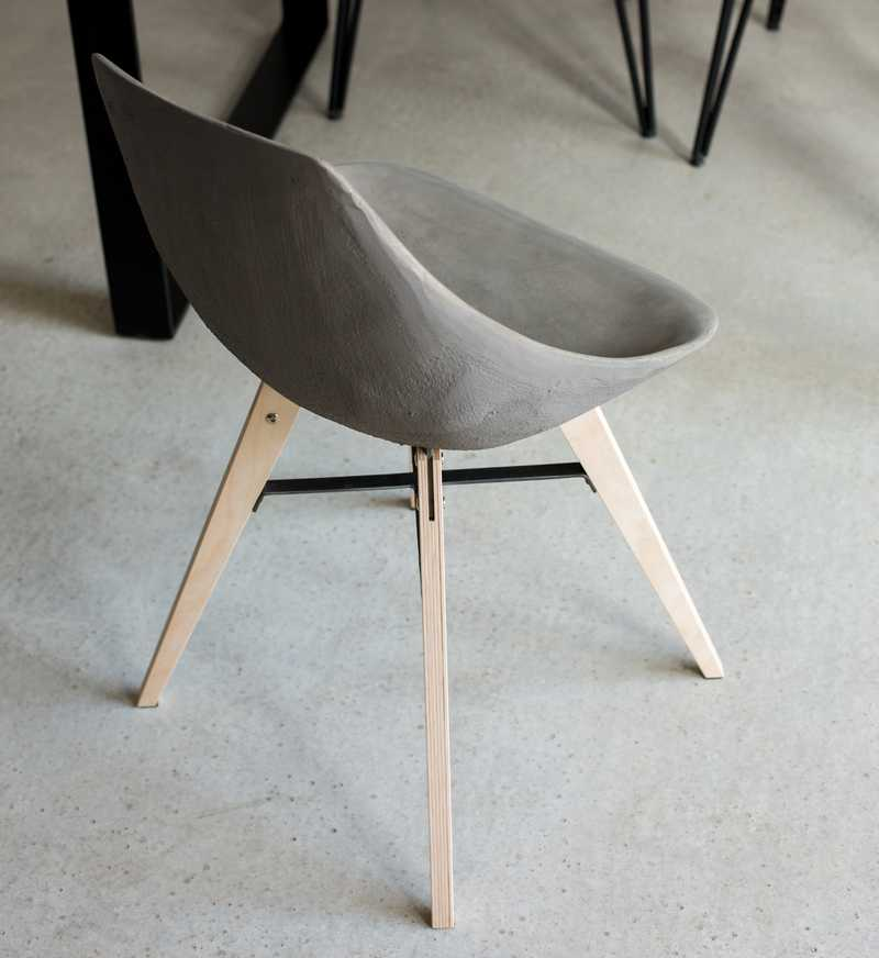chaise-design-beton