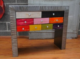 console-commode