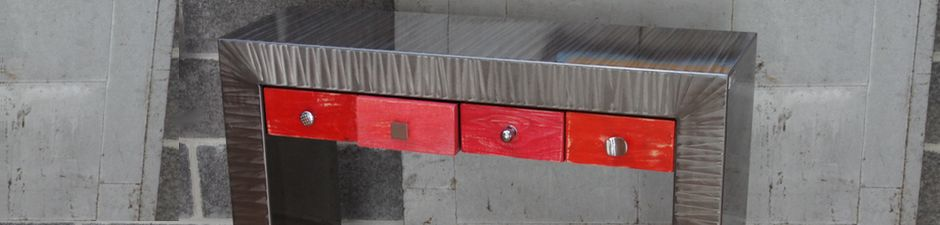 console-design-metal-made-in-france