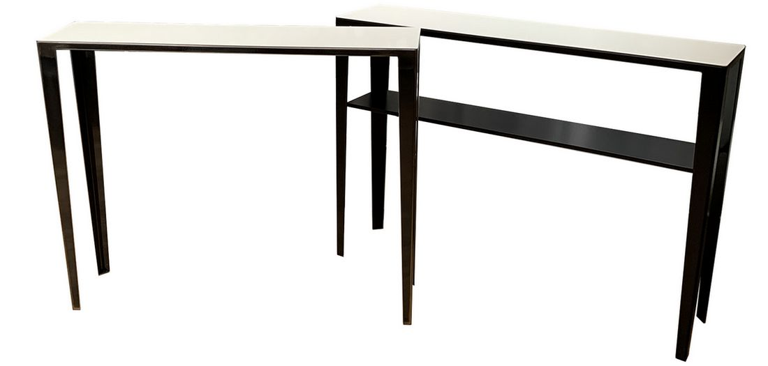console-metal-moderne