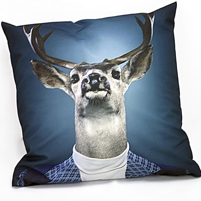 coussin design animaux
