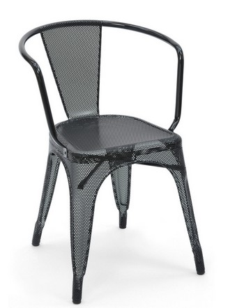 fauteuil tolix a56 mobilier m tallique betonboutik. Black Bedroom Furniture Sets. Home Design Ideas
