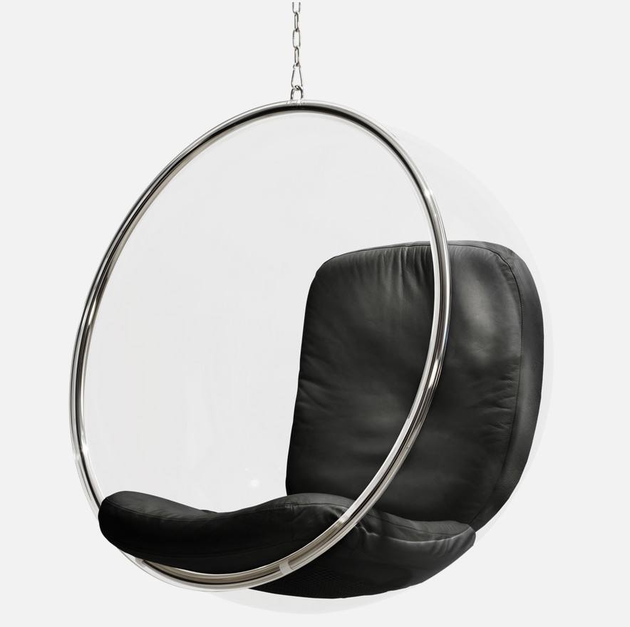 fauteuil bulle suspensdu eero aarnio fauteuil design. Black Bedroom Furniture Sets. Home Design Ideas