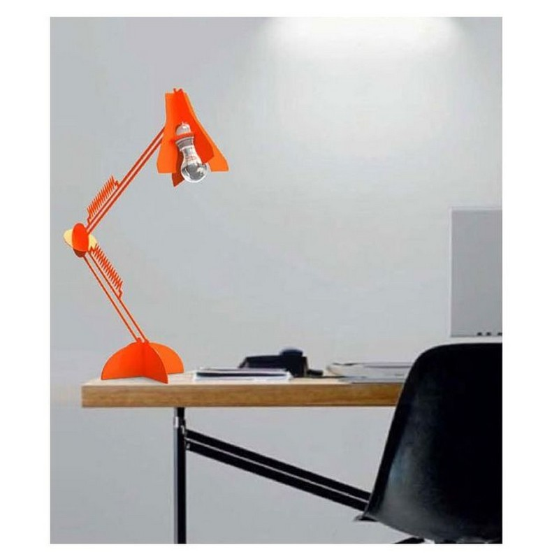 lampe à poser larketip orange