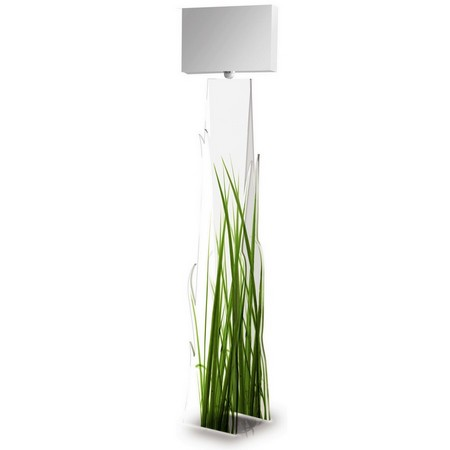 Lampadaire herbe lampadaire design luminaire design for Lampe salon fly
