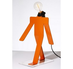 lampe-moonwalk-orange