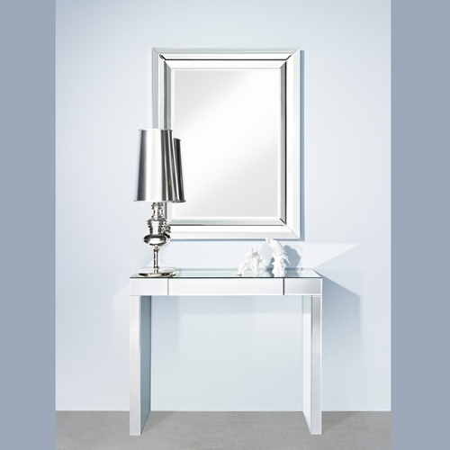 miroir rectangulaire contemporain