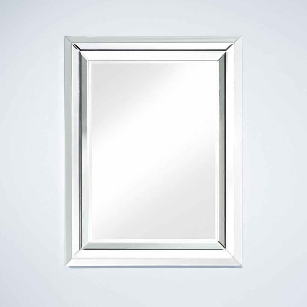 miroir design rectangle