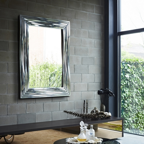 grand miroir rectangulaire moderne