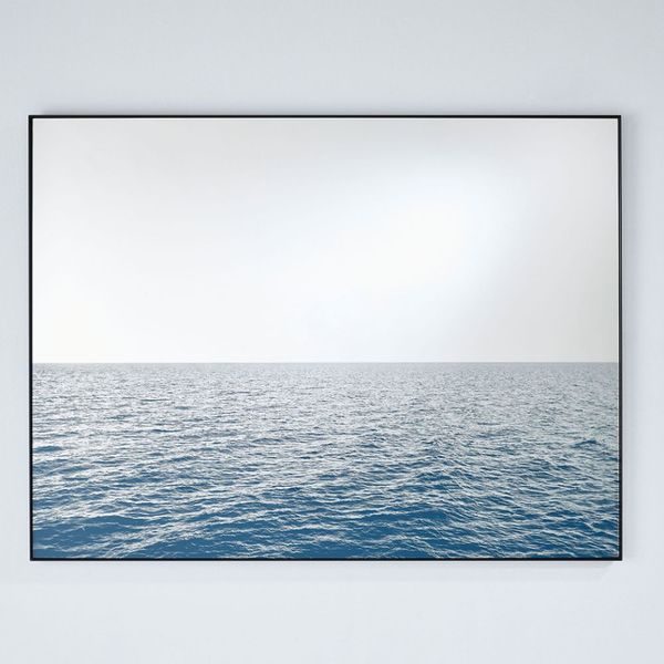 miroir contemporain rectangulaire design