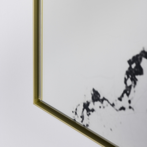miroir design rectangulaire