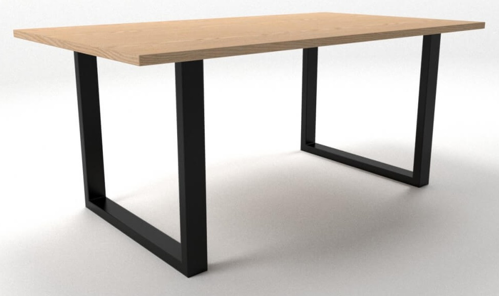 Pied table