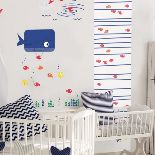 stickers design chambre enfant